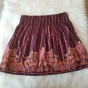 Ecoté | Urban Outfitters | Boho Skirt